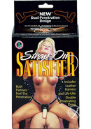 Strap On Satisfier Flesh