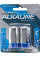 Doc Johnson Alkaline Batteries C 2 Pack