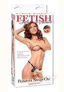 Fetish Fantasy Penetrix Strap On 6 Inch Flesh