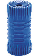 Apollo Reversible Premium Masturbator Grip Stroker Blue