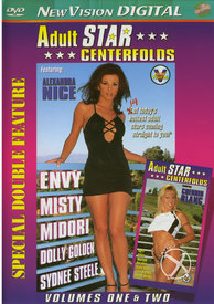 Adult Star Centerfolds