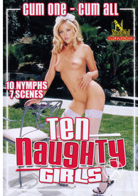 Ten Naughty Girls (disc)