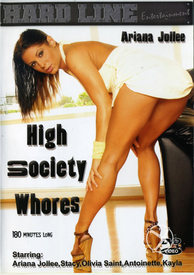 High Society Whores (disc)