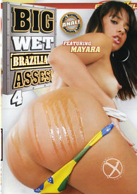 Big Wet Brazilian Asses 04