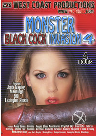 4hr Monster Black Cock Invasion 04